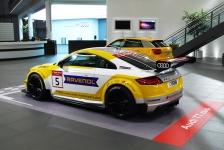 Audi TT cup im Audi Forum Neckarsulm
