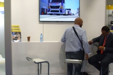 Europart Messestand zur Autopromotec in Bologna 2015