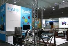 Messestand von Hahn Kunststoffe zur Eurotier 2016 in Hannover