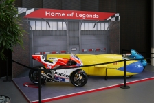 "Audi Motorsportausstellung ""Home of legends"""