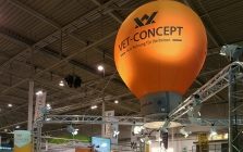 VET CONCEPT Messestand - BEST4U GmbH